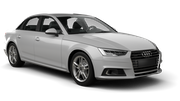 BIDVEST Car rental Durban - Airport - King Shaka Standard car - Audi A4