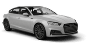 BUDGET Car rental Beirut - Le Gray Hotel Luxury car - Audi A5