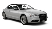 EUROPCAR Car rental Basel - Airport Convertible car - Audi A5 Convertible