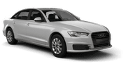 BUDGET Car rental Perugia - Airport - St. Francis Of Assisi Luxury car - Audi A6