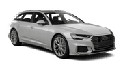 SIXT Car rental Vasteras Luxury car - Audi A6 Estate