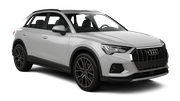 ENTERPRISE Car rental Kona Airport Suv car - Audi Q3