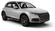 SIXT Car rental Vasteras Suv car - Audi Q5