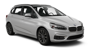 FLIZZR Car rental Geneva - Airport Standard car - BMW 2 Series Active Tourer