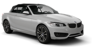 SIXT Car rental Leiden Convertible car - BMW 2 Series Convertible of vergelijkbaar