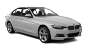 SIXT Car rental Breda Fullsize car - BMW 3 Series
