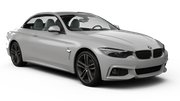 Rent BMW 4 Series Convertible