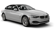SIXT Car rental Porto - Airport Luxury car - BMW 4 Series Gran Coupe