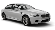 ALAMO Car rental Carle Place Luxury car - BMW 5 Series
