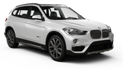 PINGOUIN CAR Car rental Trou D'eau Douce - Hotel Bougainville Luxury car - BMW X1