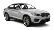 SIXT Car rental Reutlingen Luxury car - BMW X4