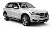 HERTZ Car rental Sofia - Airport - Terminal 2 Suv car - BMW X5