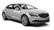 THRIFTY Car rental Tampa - Airport Luxury car - Buick Lacrosse