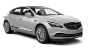 THRIFTY Car rental Newark - 180 Washington Street Luxury car - Buick Lacrosse ya da benzer araçlar