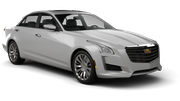 ENTERPRISE Car rental Rancho Cucamonga - 9849 Foothill Blvd, Ste F Luxury car - Cadillac CTS