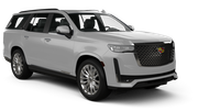 ENTERPRISE Car rental Tampa - Airport Suv car - Cadillac Escalade