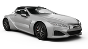 SIXT Car rental Fort Lauderdale - Port Everglades Convertible car - Chevrolet Corvette Convertible