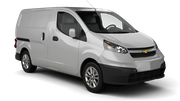 ENTERPRISE Car rental Fort Lauderdale - Port Everglades Van car - Chevrolet Express