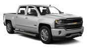 ENTERPRISE Car rental Barrie Van car - Chevrolet Silverado