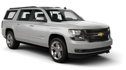 AVIS Car rental Montreal - City Centre Suv car - Chevrolet Suburban