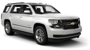 BUDGET Car rental Tampa - Airport Suv car - Chevrolet Tahoe