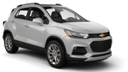 MEX Car rental Medellin - Jose Maria Cordova Intl. Airport Suv car - Chevrolet  Tracker