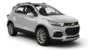 EUROPCAR Car rental Dubai - Al Quoz Suv car - Chevrolet Trax
