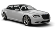 THRIFTY Car rental Dubai - Al Quoz Fullsize car - Chrysler 300C