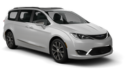 BUDGET Car rental Tampa - 9017 E Adamo Dr Ste 115 Unit E Van car - Chrysler Pacifica
