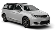 BUDGET Car rental Miami - Miami Beach Van car - Chrysler Pacifica ya da benzer araçlar
