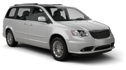 FOX Car rental Oak Hill Van car - Chrysler Town and Country