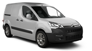 Rent Citroen Berlingo Cargo Van
