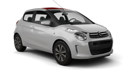BUDGET Car rental Copenhagen - International Airport - Kastrup Mini car - Citroen C1