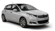 ACTIVE Car rental Split - Airport Compact car - Citroen C4
