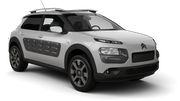 SIXT Car rental Copenhagen - International Airport - Kastrup Compact car - Citroen C4 Cactus