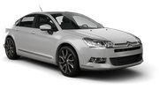ALAMO Car rental Paris - Central Standard car - Citroen C5