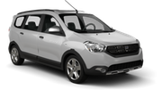 Rent Dacia Lodgy o semblant