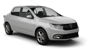 GREEN MOTION Car rental Tangier - Airport Compact car - Dacia Logan