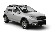 LOW COST CARS Car rental Sofia - Airport - Terminal 2 Economy car - Dacia Sandero