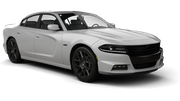 THRIFTY Car rental Al Maktoum - Intl Airport Exotic car - Dodge Charger