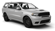 ENTERPRISE Car rental Tampa - Airport Van car - Dodge Durango