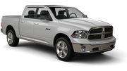 THRIFTY Car rental Longueuil Van car - Dodge Ram