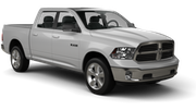 SIXT Car rental San Juan - Sheraton Convention Center Suv car - Dodge Ram Pickup