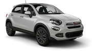 LEASYS Car rental Rome - Airport - Fiumicino Suv car - Fiat 500X