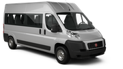 KEDDY BY EUROPCAR Car rental Florence - Airport - Peretola Van car - Fiat Ducato