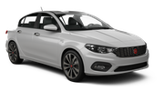 SIXT Car rental Istanbul - Ataturk Airport International Compact car - Fiat Egea
