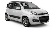 HERTZ Car rental Sofia - Airport - Terminal 2 Mini car - Fiat Panda