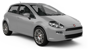 FIREFLY Car rental Marrakech - Airport Economy car - Fiat Punto