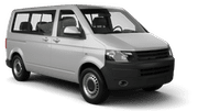 AVIS Car rental Rimini - City Centre Van car - Fiat Talento