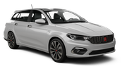 AVIS Car rental Vasteras Standard car - Fiat Tipo Estate